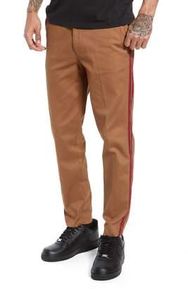 Topman Classic Fit Side Stripe Trousers