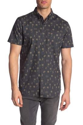 Rip Curl Parker Slim Fit Printed Shirt
