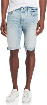Levi's 501 Cuffed Denim Shorts