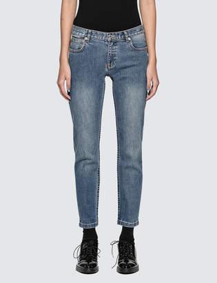 A.P.C. Etroit Court Jeans