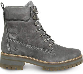 Timberland Courmayer Valley suede boots