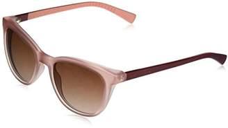 Cole Haan Women's Ch7029 Plastic Cateye Sunglasses