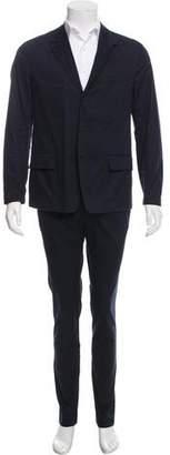 Kenzo Twill Two-Piece Suit