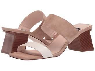 d77fb575da Nine West Cushioned Footbed Women's Sandals - ShopStyle