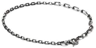title of work Box Chain Bracelet