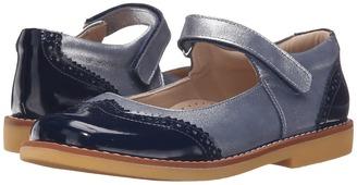 Elephantito - Spectator Mary Jane Girls Shoes $73 thestylecure.com