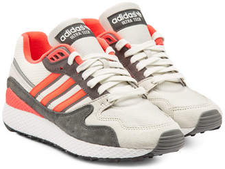 adidas Ultra Tech Sneakers with Suede