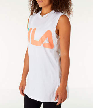 Fila Women's Sesto Sleeveless Muscle Tank