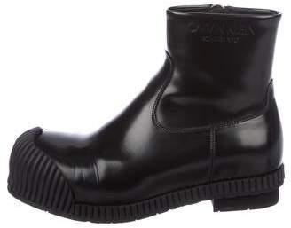 Calvin Klein Deicine Spazzolato Ankle Boots