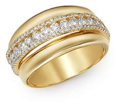 Bloomingdale's Diamond Channel-Set Ring in 14K Yellow Gold, 0.90 ct. t.w. - 100% Exclusive