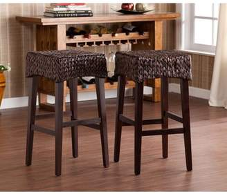 Cool Brown Bar Stools Shopstyle Machost Co Dining Chair Design Ideas Machostcouk