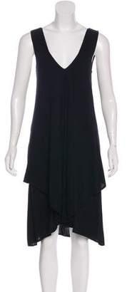 Diane von Furstenberg Mahala Merino Wool Dress