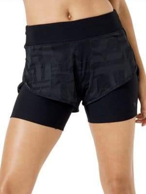 MPG Seneca Fitted Shorts