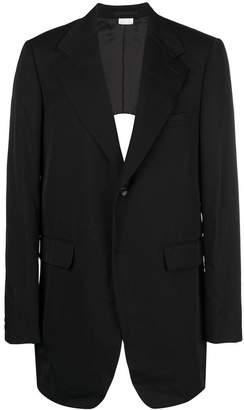Comme des Garcons cut-away panel jacket