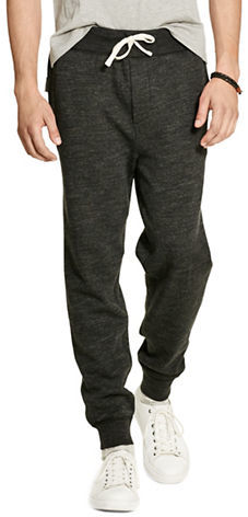 Polo Ralph Lauren Cotton-Blend-Fleece Jogger Pants
