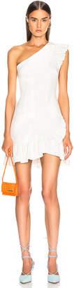 Cinq à Sept Soleil Dress in Ivory   FWRD