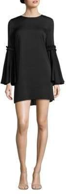 Milly Cassie Stretch Shift Dress