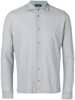 Zanone button-up shirt