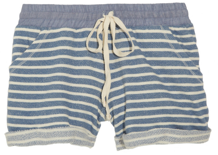 Splendid Sahara cotton-jersey shorts