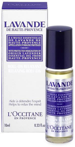L'Occitane Lavender Organic Relaxing Roll-On