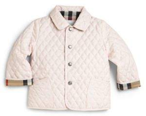 Burberry Baby's Quilted Jacket