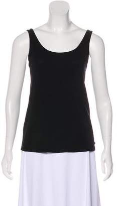 Vena Cava Viva Vena by Sleeveless Scoop Neck Top