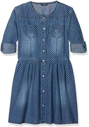 GUESS Girl's Ls Dress,(Manufacturer size: 10)