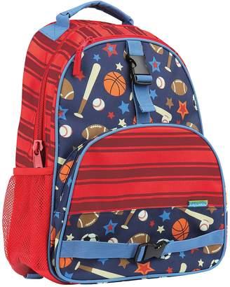 Stephen Joseph Sports Backpack & Lunchbox