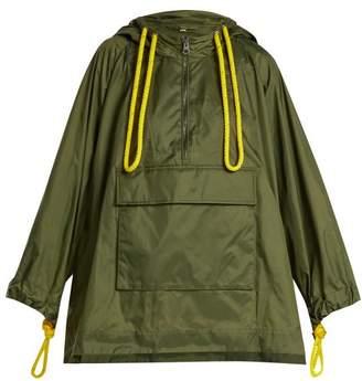 Burberry Slindon nylon hooded parka