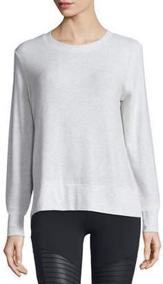 Alo Yoga Glimpse Long-Sleeve Top
