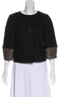 Tory Burch Peggy Wool Jacket w/ Tags