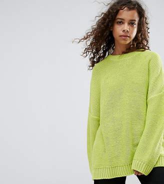 Asos (エイソス) - Asos Petite ASOS PETITE Oversized Chunky Sweater