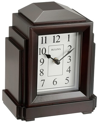 Bulova - Bluetooth Enabled Clock - B6218 Watches $185 thestylecure.com