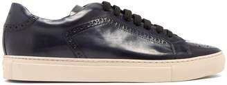 Paul Smith Wooster leather trainers