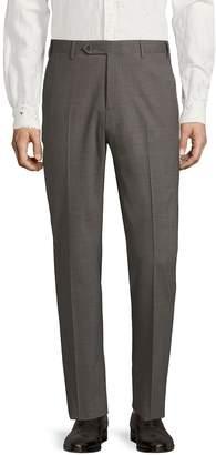 Zanella Men's Solid Parker Trousers