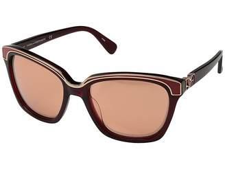 Diane von Furstenberg Kylie Fashion Sunglasses