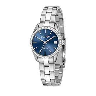 Sector No Limits Women's 240 Quartz Sport Watch with Stainless-Steel Strap