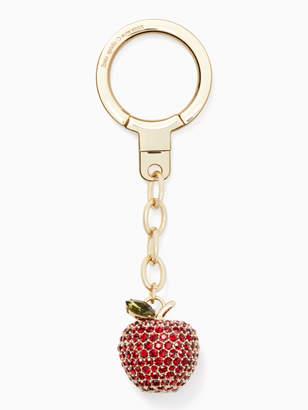 Kate Spade KEY FOBS jeweled apple