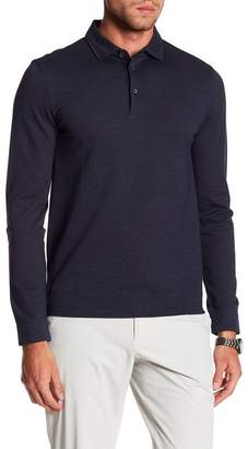 BOSS Paver Long Sleeve Polo Shirt