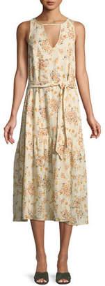 Rachel Pally Lana Keyhole Gauze Dress, Plus Size