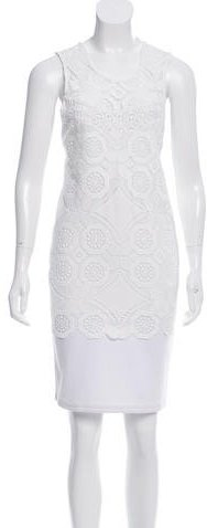 AlexisAlexis Guipure Lace Sleeveless Top