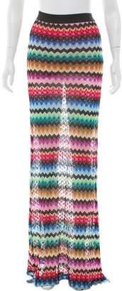 Alexis Maxi Knit Skirt