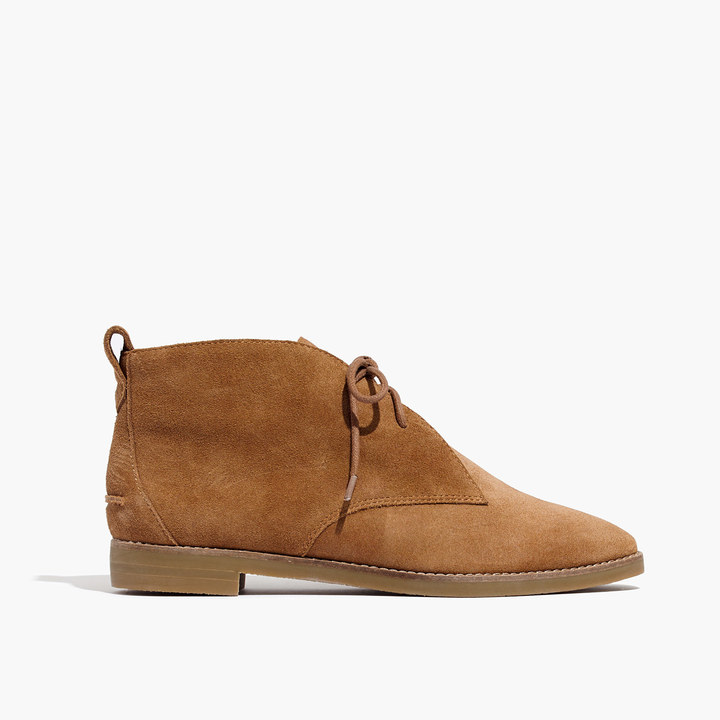 The Nash Lace-Up Boot