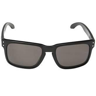 Oakley Men's Sliver OO9262-10 Polarized Iridium Rectangular Sunglasses