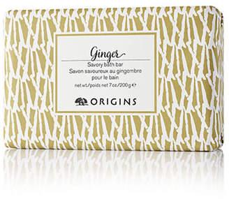 Origins Ginger Savory Bath Bar