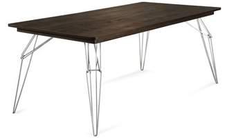 "Saloom Furniture LEM 72"" Dining Table Furniture"