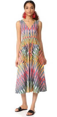Saloni Zoey Cutout Dress $395 thestylecure.com