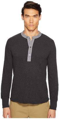 Todd Snyder Classic Chambray Henley Men's Clothing