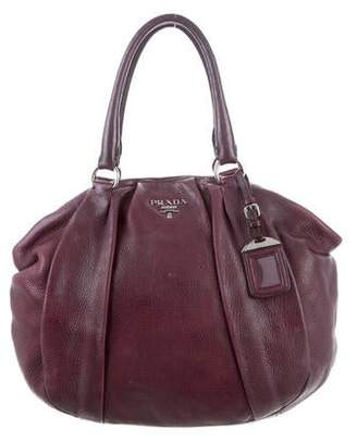 2c04e886d4 Pre-Owned at TheRealReal · Prada Vitello Daino Satchel