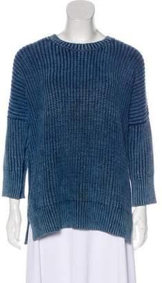 Theory Oversize Rib Knit Sweater